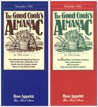 The Good Cook's Almanac (November, December 1983)