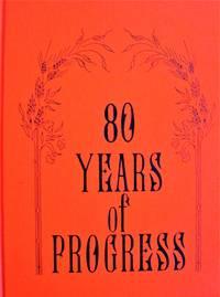 image of 80 Years of Progress