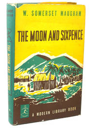 image of THE MOON AND SIXPENCE Modern Library
