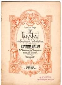 image of Sechs [ 6 ] Lieder Fur Eine Singstimme Mit Pianofortebegleitung,  Op. 48 [VOCAL/PIANO SCORE]