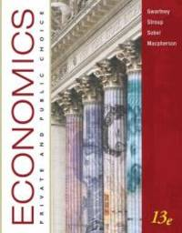 image of Economics: Private and Public Choice (Available Titles CourseMate)