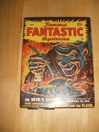 image of Famous Fantastic Mysteries for June 1948