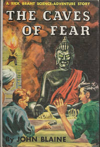 Caves of Fear: A Rick Brant Science Adventure Story