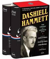 Dashiell Hammett: The Library of America Edition by Dashiell Hammett - Hardcover - 2013-03-04 - from Books Express (SKU: 1598532189n)