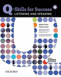 image of Q - Skills for Success - Listening and Speaking