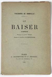Le Baiser, comédie. Musique de Paul Vidal. Dessin de Georges Rochegrosse.
