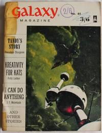Galaxy Magazine  No 85 April 1961