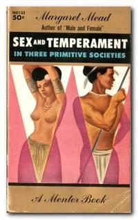 margaret mead sex and temperament in three primitive societies