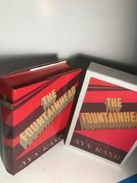 The Fountainhead  (Stated First Edition: FEL)