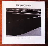 EDWARD WESTON  One Hundred Photographs
