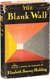 image of The Blank Wall (First Edition)