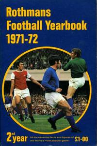 image of Rothmans Football Yearbook 1971-72, 2nd Year