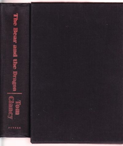 NY: Putnam, 2000. First edition, limited issue of 425 numbered copies signed by Clancy on the limita...