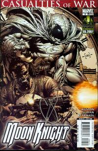 Moon Knight No. 9 (Midnight Sun: Chapter Three - For The Occasion)