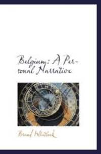 image of Belgium: A Personal Narrative
