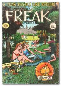 image of A Year Passes Like Nothing With The Fabulous Furry Freak Brothers
