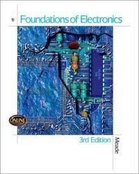 image of Foundations of Electronics