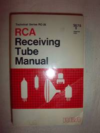 image of RCA Receiving Tube Manual - Technical Series RC-26