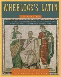 image of Wheelock's Latin