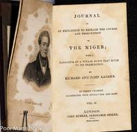 JOURNAL OF AN EXPEDITION TO EXPLORE THE COURSE AND TERMINATION OF THE  NIGER; WITH A NARRATIVE OF A VOYAGE DOWN THAT RIVER TO ITS TERMINATION.  VOL II (OF 3).