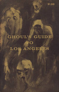 image of GHOUL'S GUIDE TO LOS ANGELES