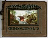 Souvenir of Minneapolis in colors