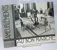 image of Ameublements-Au Bon Marche-Maison A. Boucicaut-Magasins les plus importants vendant le meilleur marche