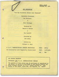 image of The Jeffersons: And the Doorknobs Shined Like Diamonds (Original script for the 1981 television episode)