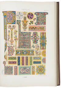 Polychromatic Ornament. One Hundred Plates in Gold, Silver and Colours, comprising upwards of two thousand specimens of the various styles of ancient, Oriental and mediaeval art