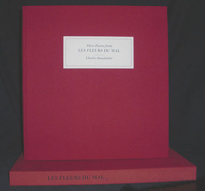 New York. The Limited Editions Club. 1997. Bound in full crimson cloth with imprinted paper label la...