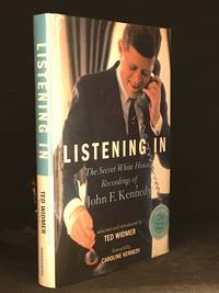 image of Listening in; The Secret White House Recordings of John F. Kennedy