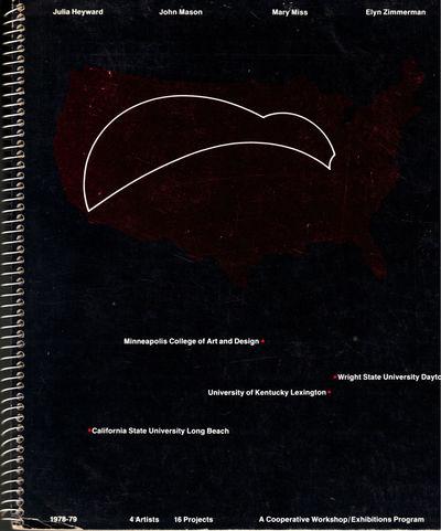 Minneapolis: Minneapolis College of Art and Design, 1979. Paperback. Very good. 43pp. Light rubbing,...