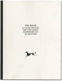 The Road by  Cormac McCARTHY - First Edition - 2006 - from Between the Covers- Rare Books, Inc. ABAA (SKU: 348927)