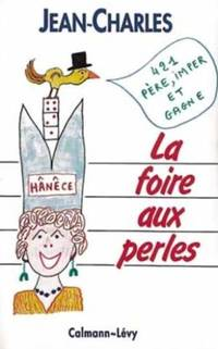 La foire aux perles by Jean-Charles - Paperback - 1994 - from philippe arnaiz and Biblio.com