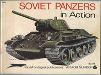 image of Soviet Panzers in Action: Armor Number 6
