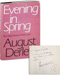 Evening in Spring [Inscribed]