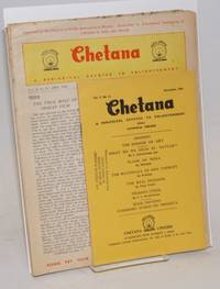Chetana: a periodical devoted to enlightenment [7 various issues]