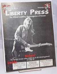 image of The Liberty Press: the official LesBiGay newsmagazine of Kansas vol. 3, #4, December 1996; Melissa Etheridge
