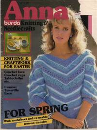 Burda ANNA magazine, American ed., Winter2009, beautiful project patterns!