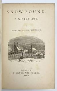 image of Snow-bound. A Winter Idyl