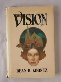 The Vision by  Dean R Koontz - First Edition - 1977 - from Mind Electric Books and Biblio.com