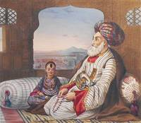 image of Dost Mahommed King of Caubul and His Youngest Son