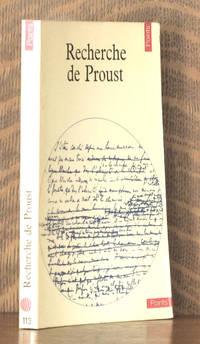 Recherche de Proust