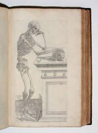 THE FIRST ENGRAVED ANATOMICAL ILLUSTRATIONS EVER PRODUCED  Les Portraicts anatomiques de toutes les parties du corps humain.