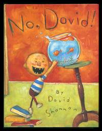 No, David! by  David Shannon - Hardcover - 2nd Printing - 1998 - from The Bookworm and Biblio.com
