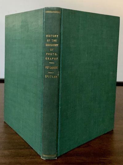 New York: By the author , 1934. 1st English Edition. Hardcover. Orig. green cloth, backstrip lettere...