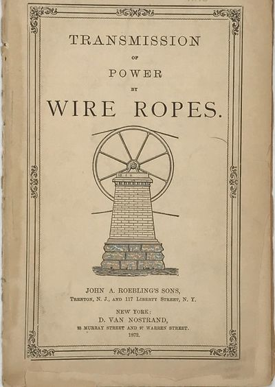New York: D. Van Nostrand, Publisher, 23 Murray Street and 27 Warren Street, 1872. Third edition. 8v...