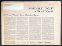 image of Prisoners' Digest International. Vol. 3 no. 7 (December 1973)