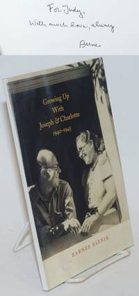 Growing up with Joseph & Charlotte: A Personal History: 1940-1945