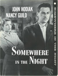 image of Somewhere in the Night (Original Pressbook for the 1946 film)